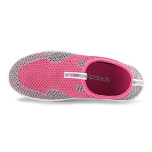 Speedo Junior Girl's Surfknit Water Shoes Small